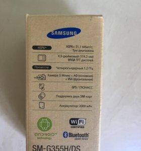 Продам телефон Samsung GALAXY Core 2