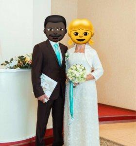 Свадебное платье для красивой свадьбы