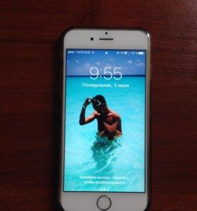 Apple iPhone 6s, Gold, 64 Gb.