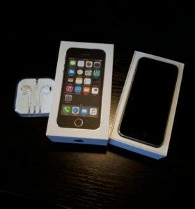 Apple iPhone5s Space Gray 16 gb