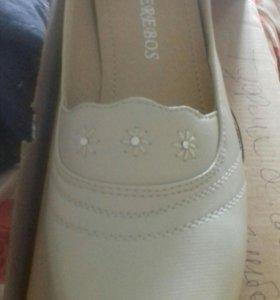 Туфли глубокие