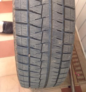 Резина с дисками зимняя R16