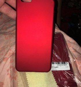 Чехлы и плёнки на iPhone 6 Plus