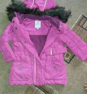 Пальто. Куртка. Зима.