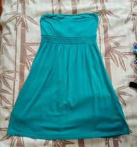 Сарафан, платье VS