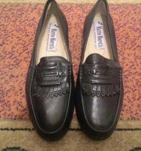 Туфли лоферы мужские Mario Moretti