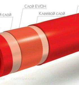 Труба из сшитого полиэтилена Royal Thermo PE-X d1