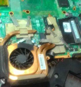 Ноутбук HP dv7 2130er