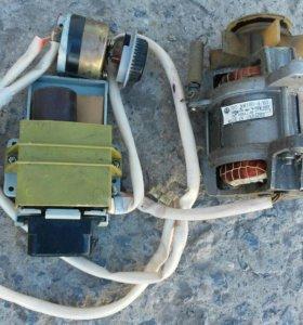 Электродвигатель от стиральной машины Аурика 120-2