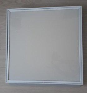 Светильник потолочный люминесцентный 595×595×50 мм