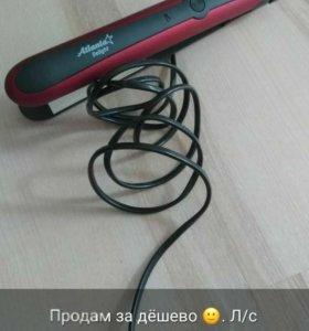 Щипцы - утюжок для волос