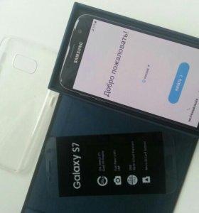 Samsung Galaxy S7 32Gb SM-G930FD black новый