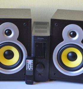 Аудиосистема microlab PRO 2 PRO2 колонки акустика
