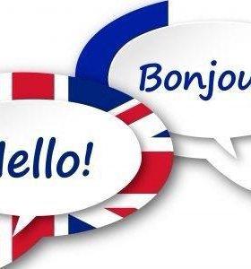 Репетитор по английскому/французскому языку