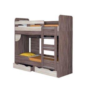 Детская и подростковая мебель кровать