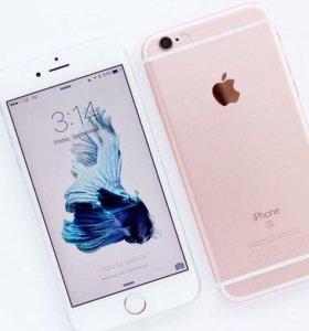 Айфон 6s Rose Gold 16