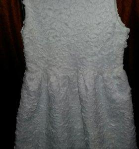 Нарядное платье на рост 110см