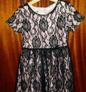 Вечернее платье на рост 116см