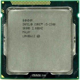 Intel core i5 2300