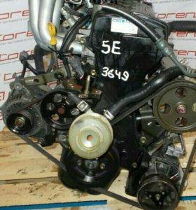 Контрактный двигатель toyota 5e-fe