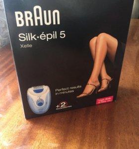 Braun silk epil 5