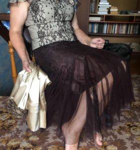 Женский костюм. Тройка