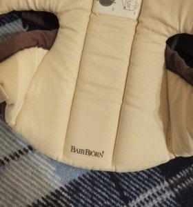 Переноска-кенгуру BabyBjorn Active