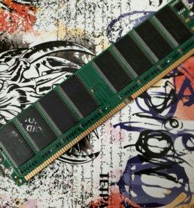 Оперативная память ОЗУ 512Мб DDR2