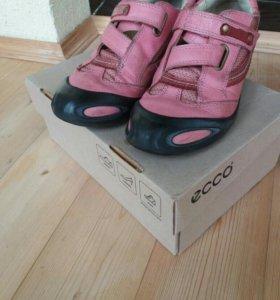 Ботинки ecco 34-35 размер