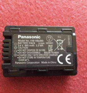 Аккумулятор для видеокамеры Panasonic