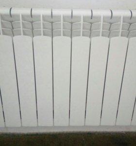 Отопление (радиаторы, водяной теплый пол)
