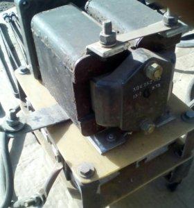 Сварочный аппарат 220 В с дросселем, баластником