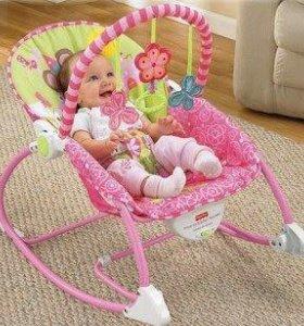 Детское кресло-качалка Fisher Price