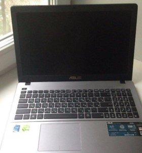 Asus X550L (core i5-4210U up to 2.7 +Geforse 840m)