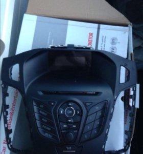 Штатная автомагнитола на форд фокус 3