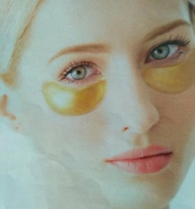 Маска с биозолотом для кожи вокруг глаз