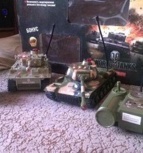 Танковое сражение от DreamMakers World of Tanks