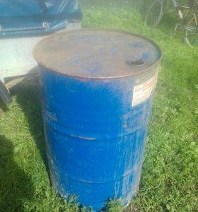 Бочка железная 200 литров