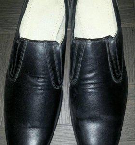 Уставные военные туфли