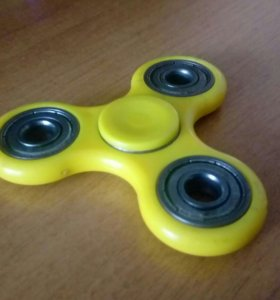 Желтый Спиннер