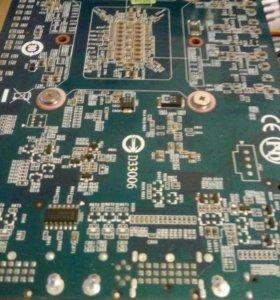 Видео карта 560ti GigaByte