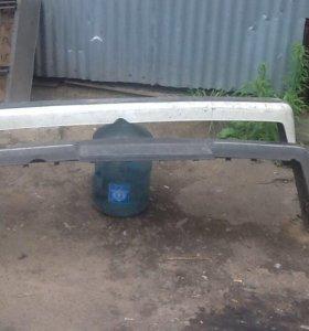 Гольф 2 бампер узкий передней и задний