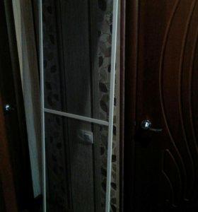 Сетка москитная на балконую дверь