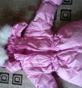 детский куртка