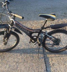 Горный велосипед Atom