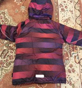 Куртка для девочки Крокид