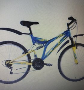Велосипед Altair City MTB FS