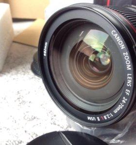 Canon EF 24-70mm f2.8 USM II
