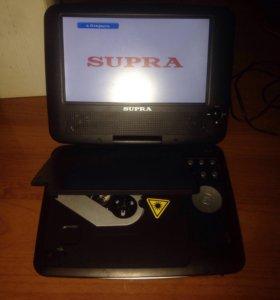 Портативный DVD SUPRA