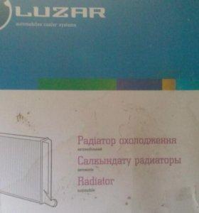Радиатор на Шевроле круз